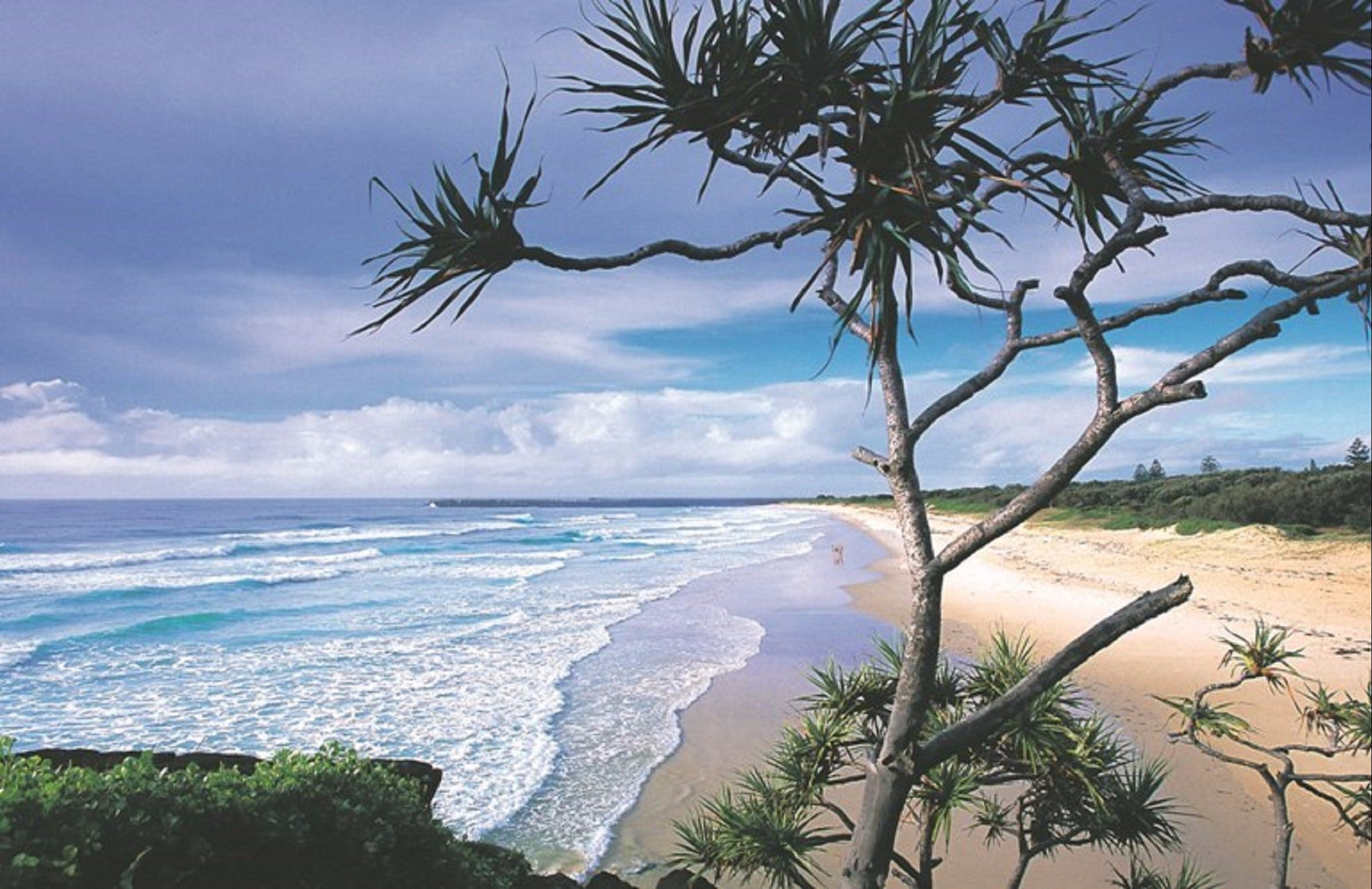 Lighthouse Beach Ballina - Tourism Brisbane