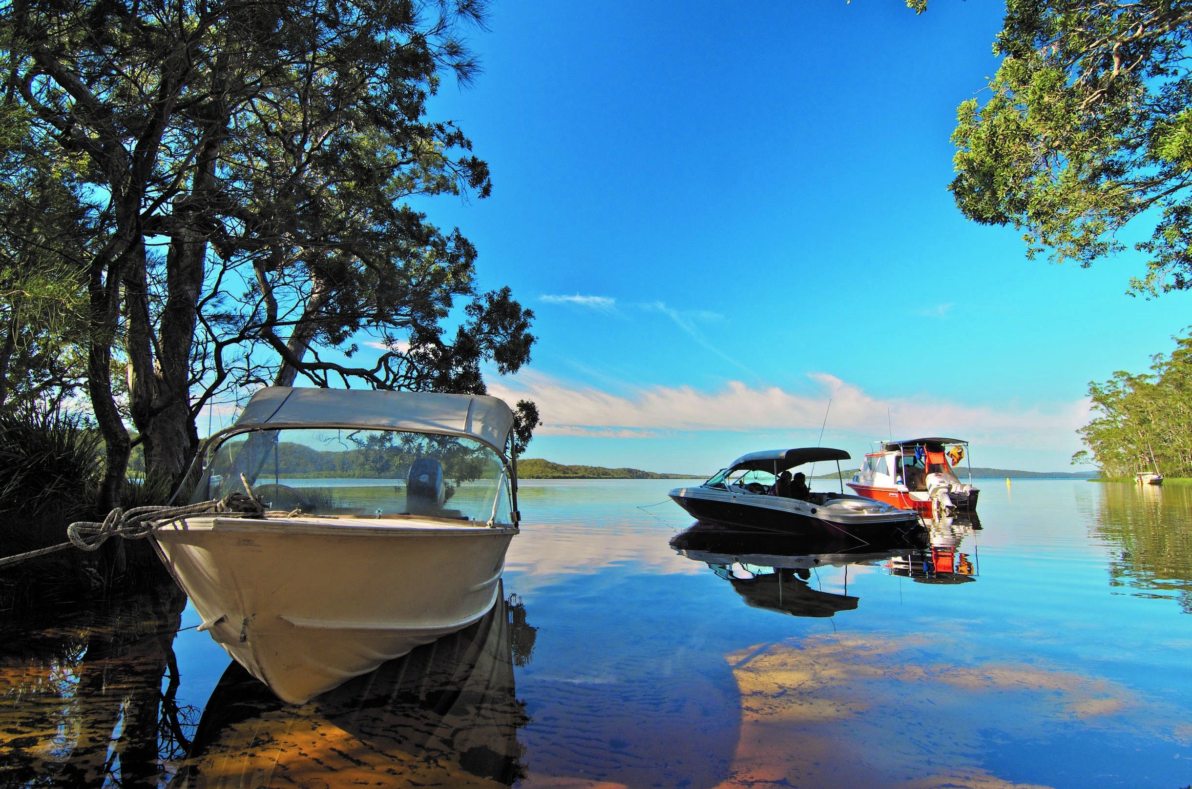 Myall Lakes National Park - Tourism Brisbane