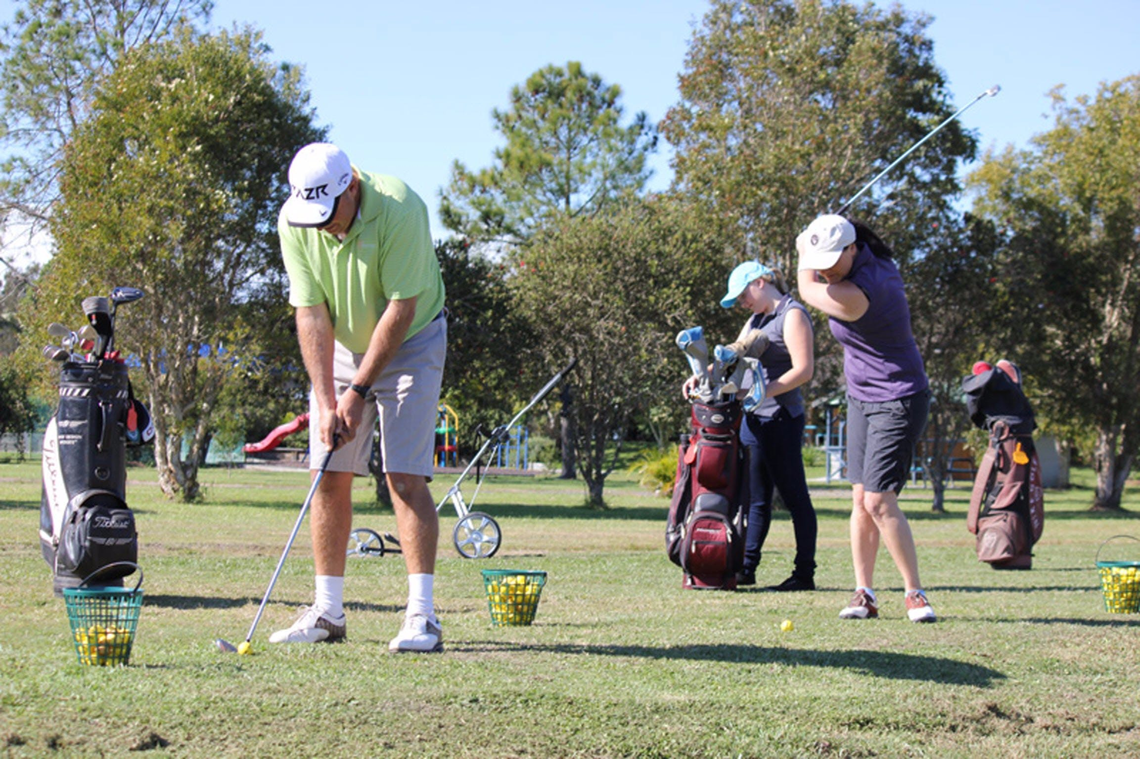 Nambucca River Golf Driving Range - Tourism Brisbane