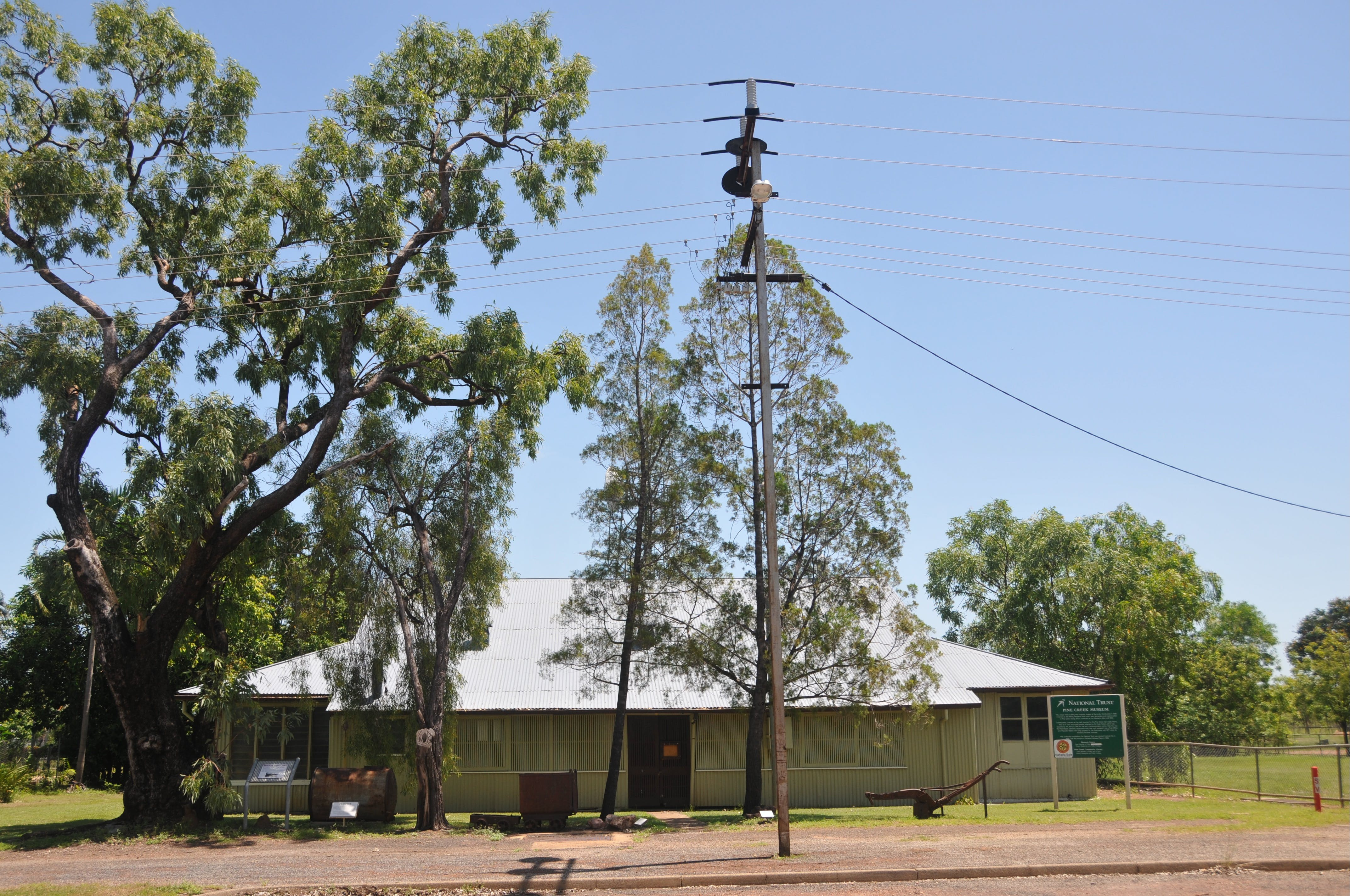 Pine Creek Post Office and Repeater Station - Tourism Brisbane