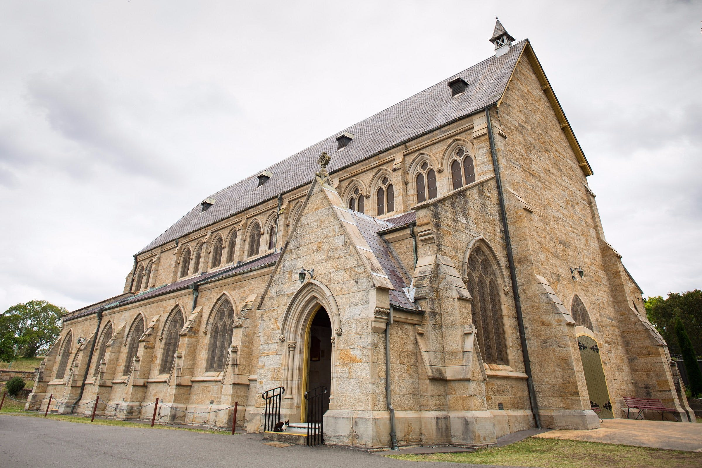 St Peters Anglican Church - Tourism Brisbane