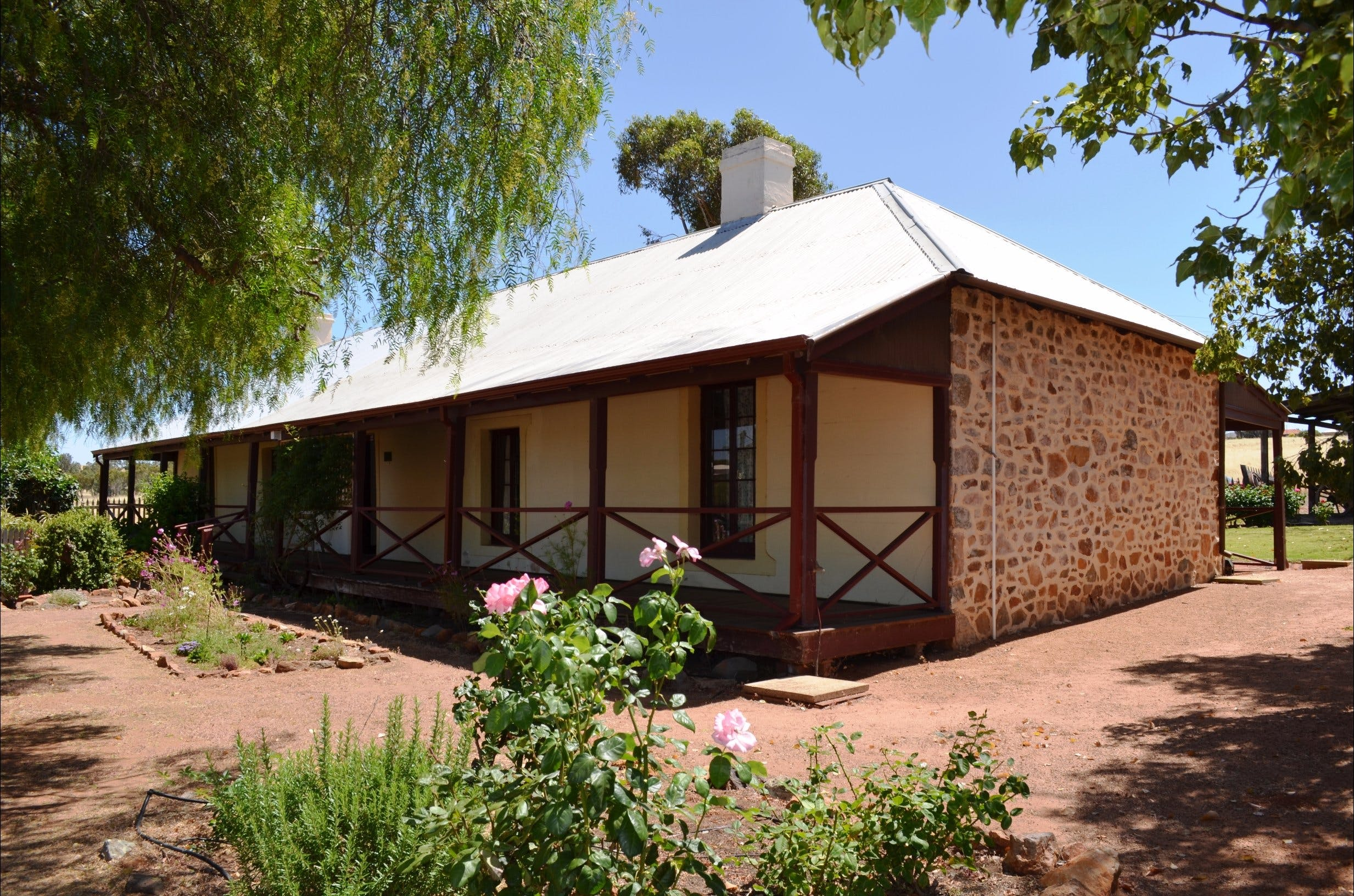 Morby Cottage - Tourism Brisbane
