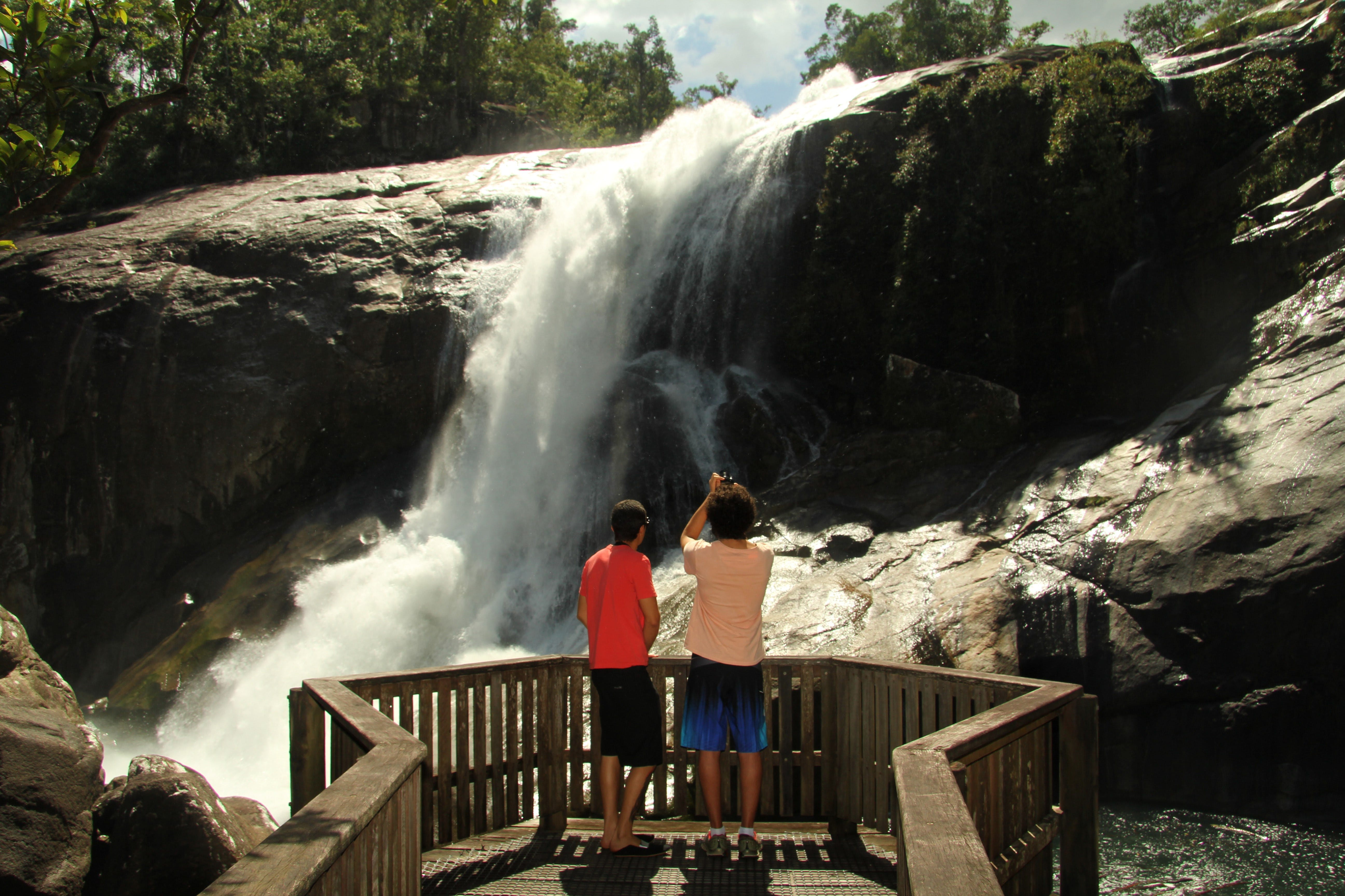 Murray Falls Girramay National Park - Tourism Brisbane