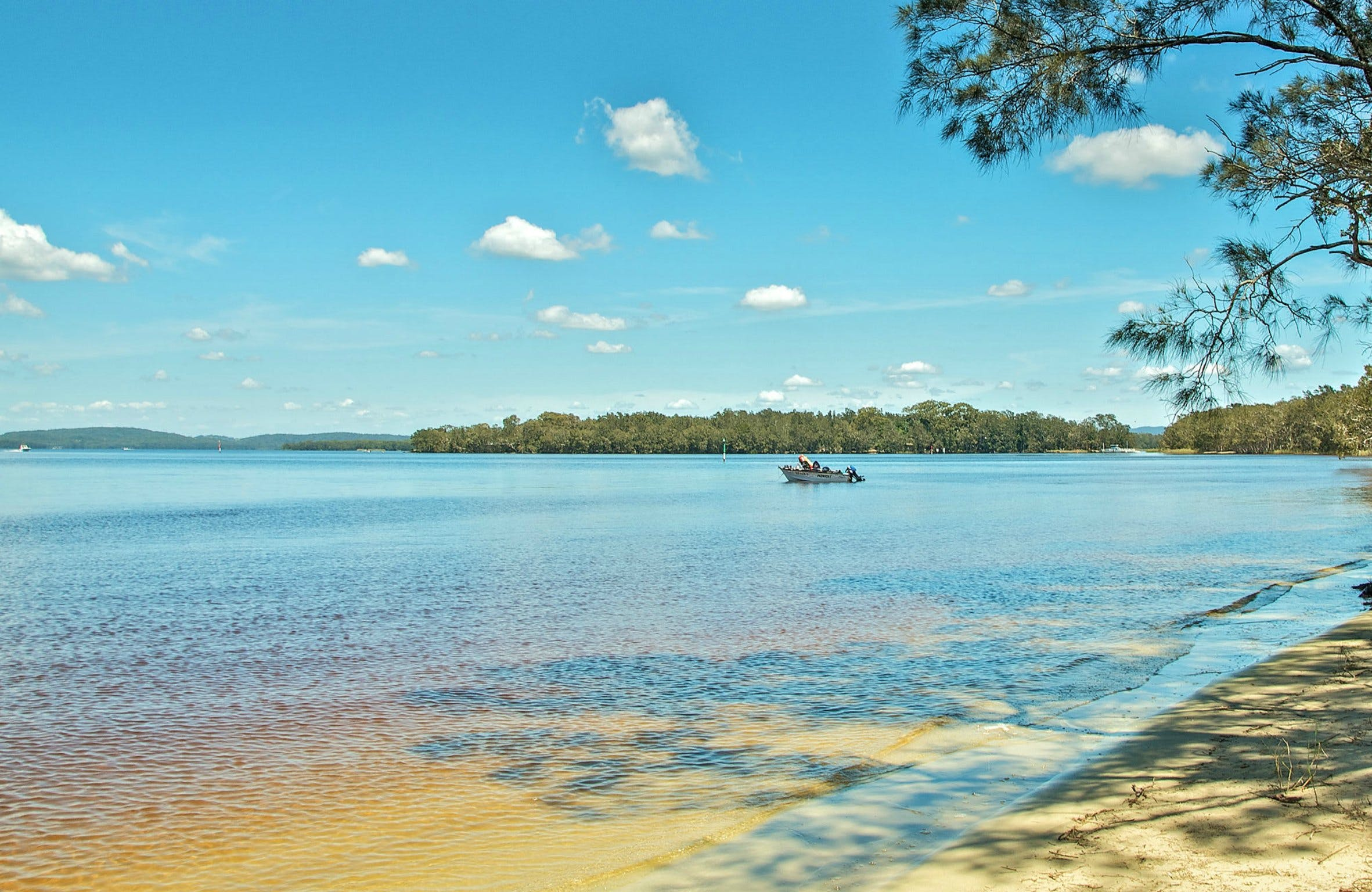 Northern Broadwater Picnic Area - Tourism Brisbane
