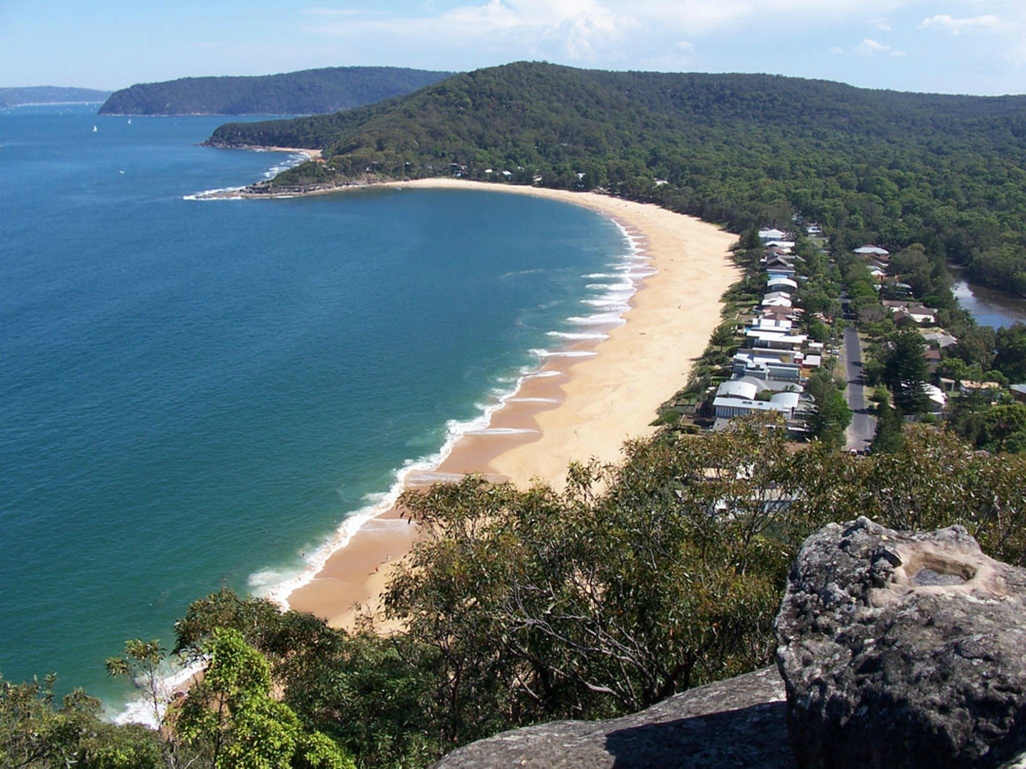 Pearl Beach - Tourism Brisbane