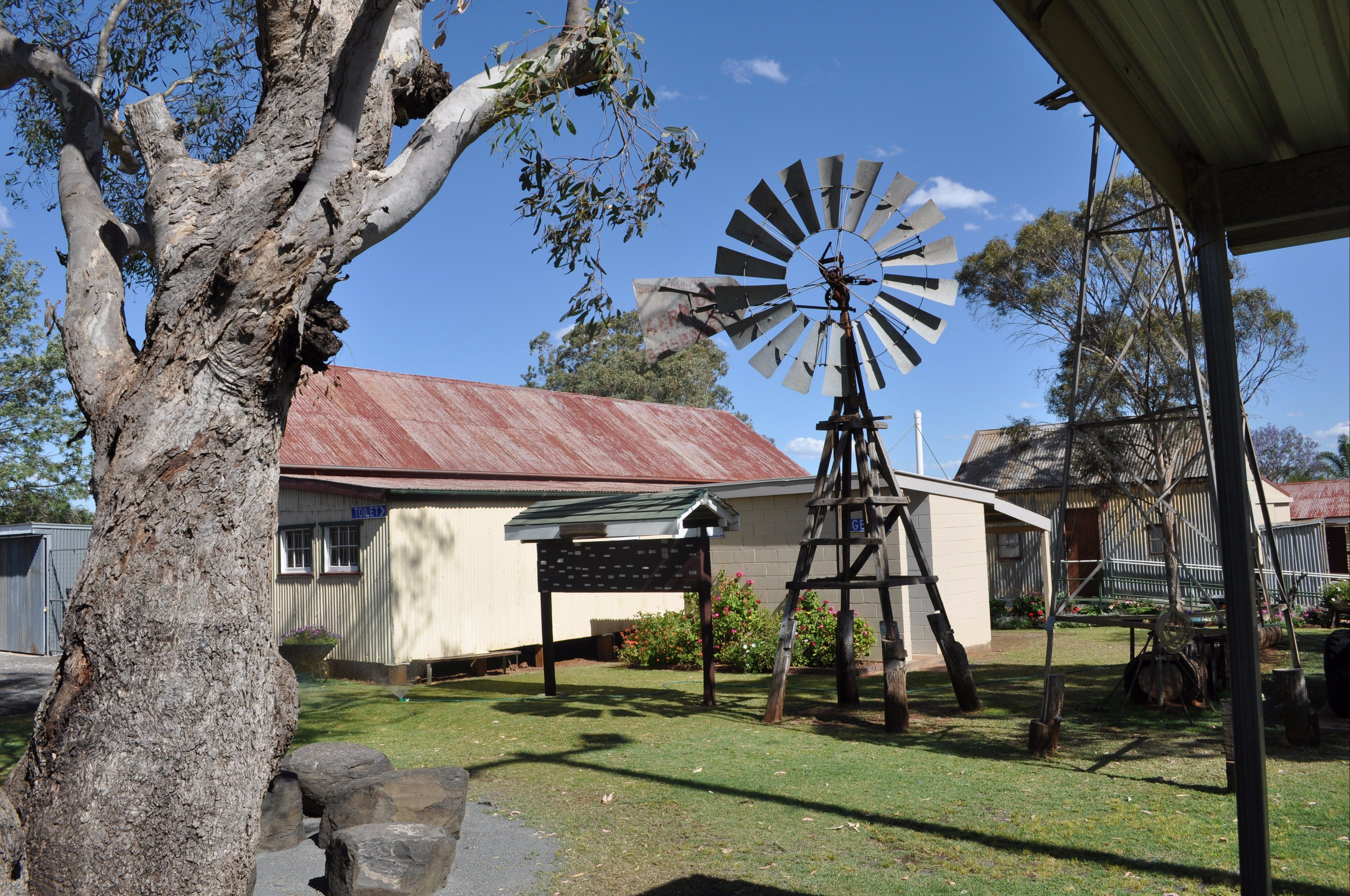 Pittsworth  Pioneer Historical Village - Tourism Brisbane