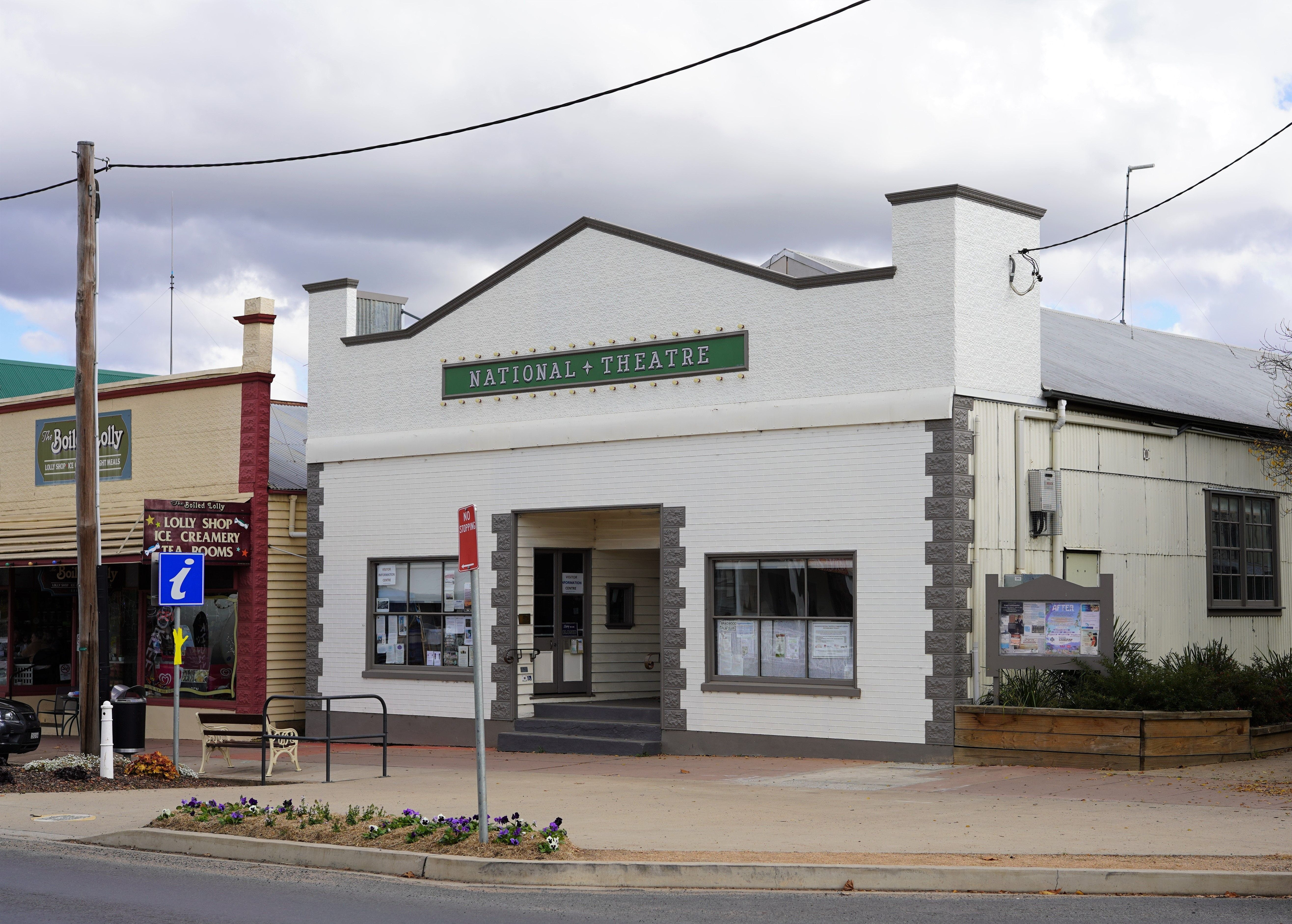 Braidwood Visitors Information Centre at the Theatre - Tourism Brisbane