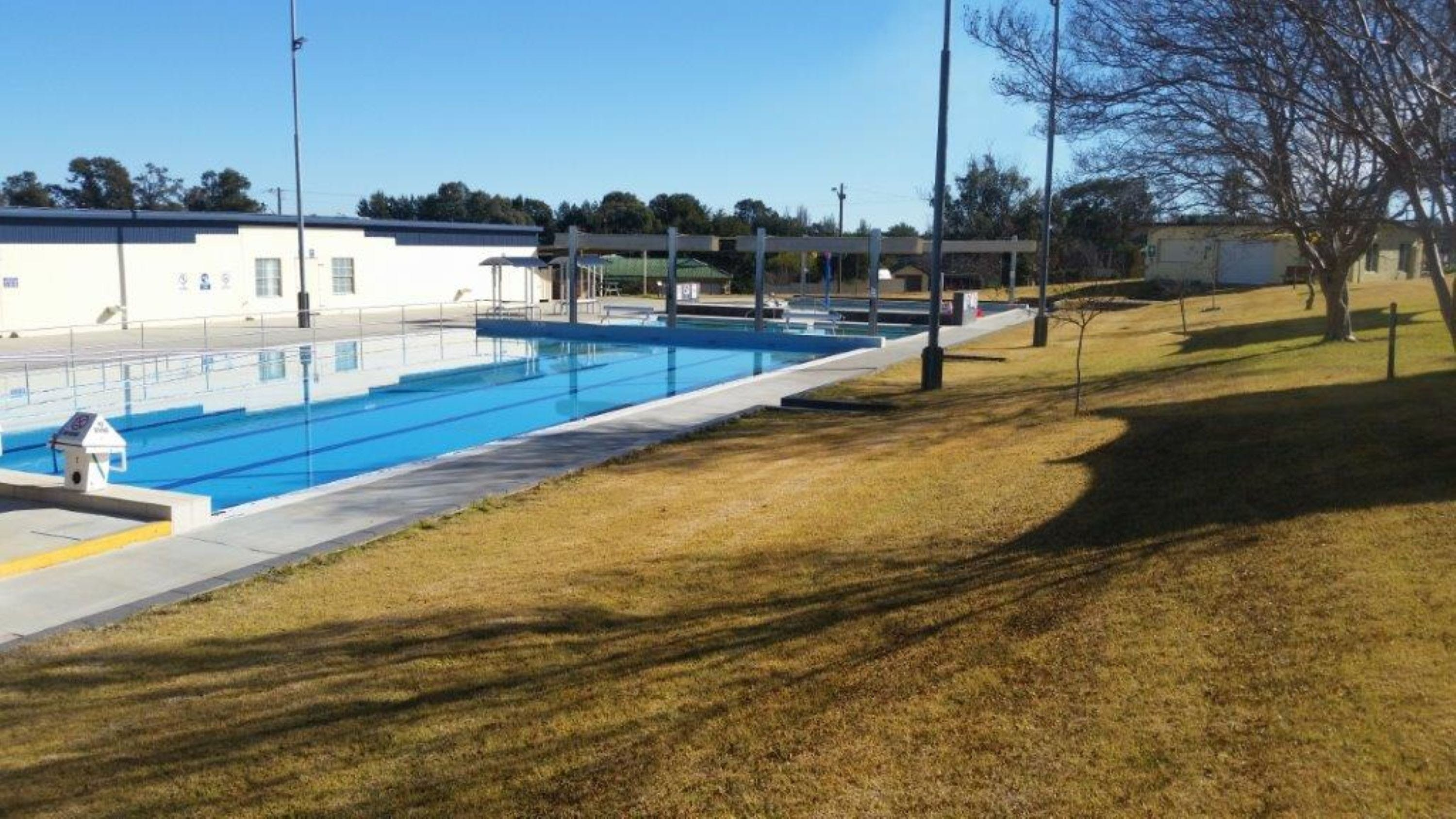 Canowindra Swimming Pool - Tourism Brisbane