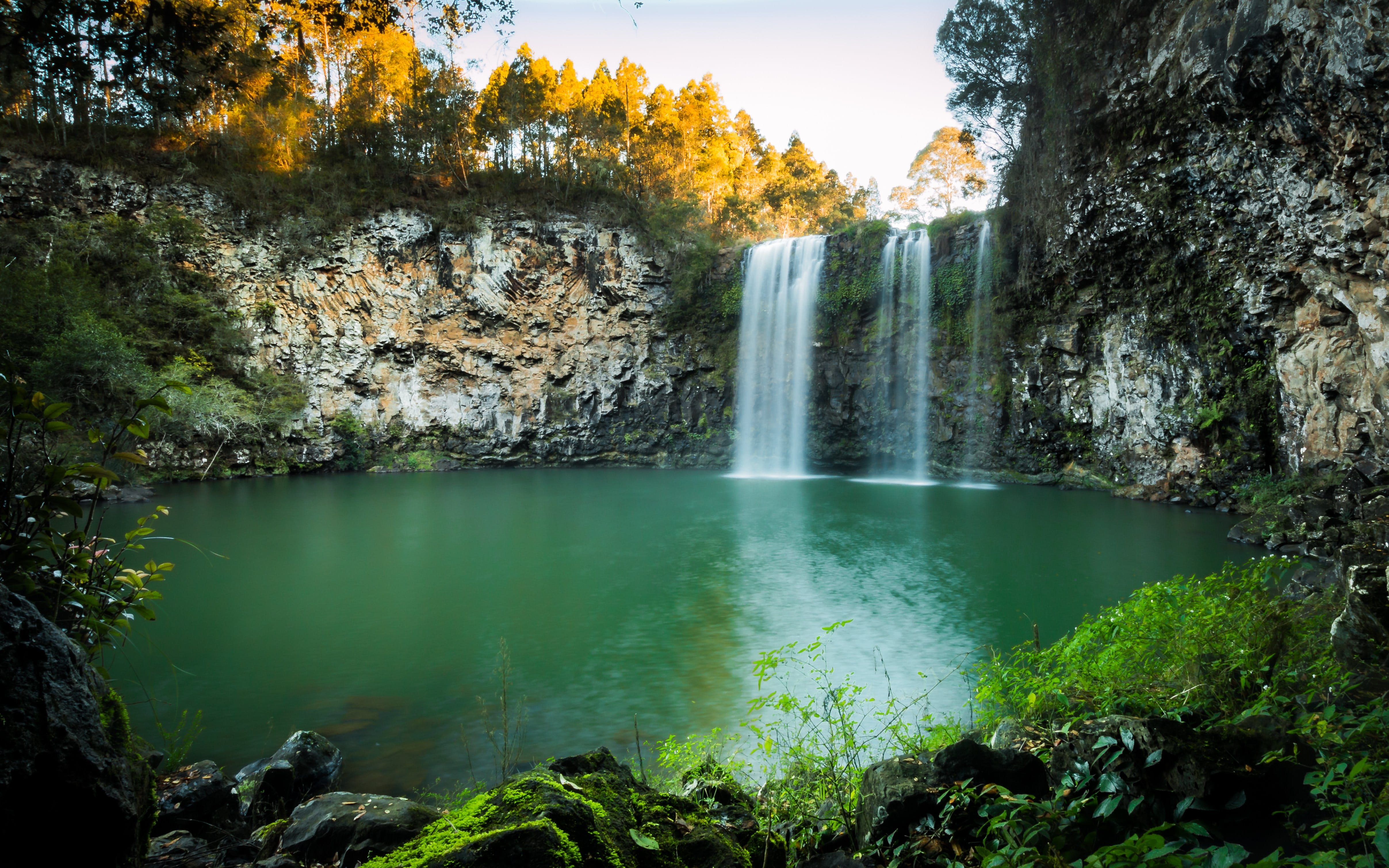 Dangar Falls - Tourism Brisbane