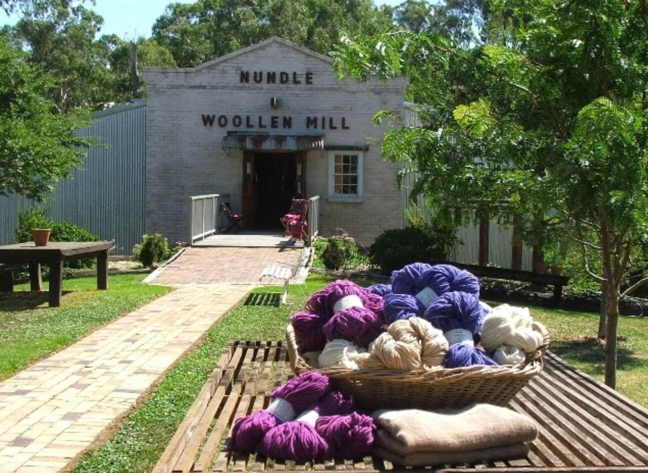 Nundle Woollen Mill - Tourism Brisbane