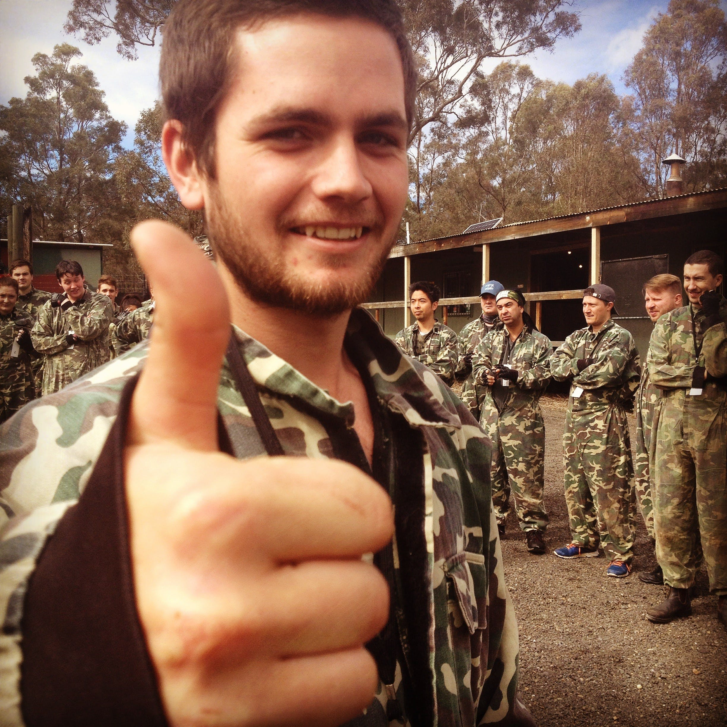 Ultimate Paintball Sydney - Tourism Brisbane