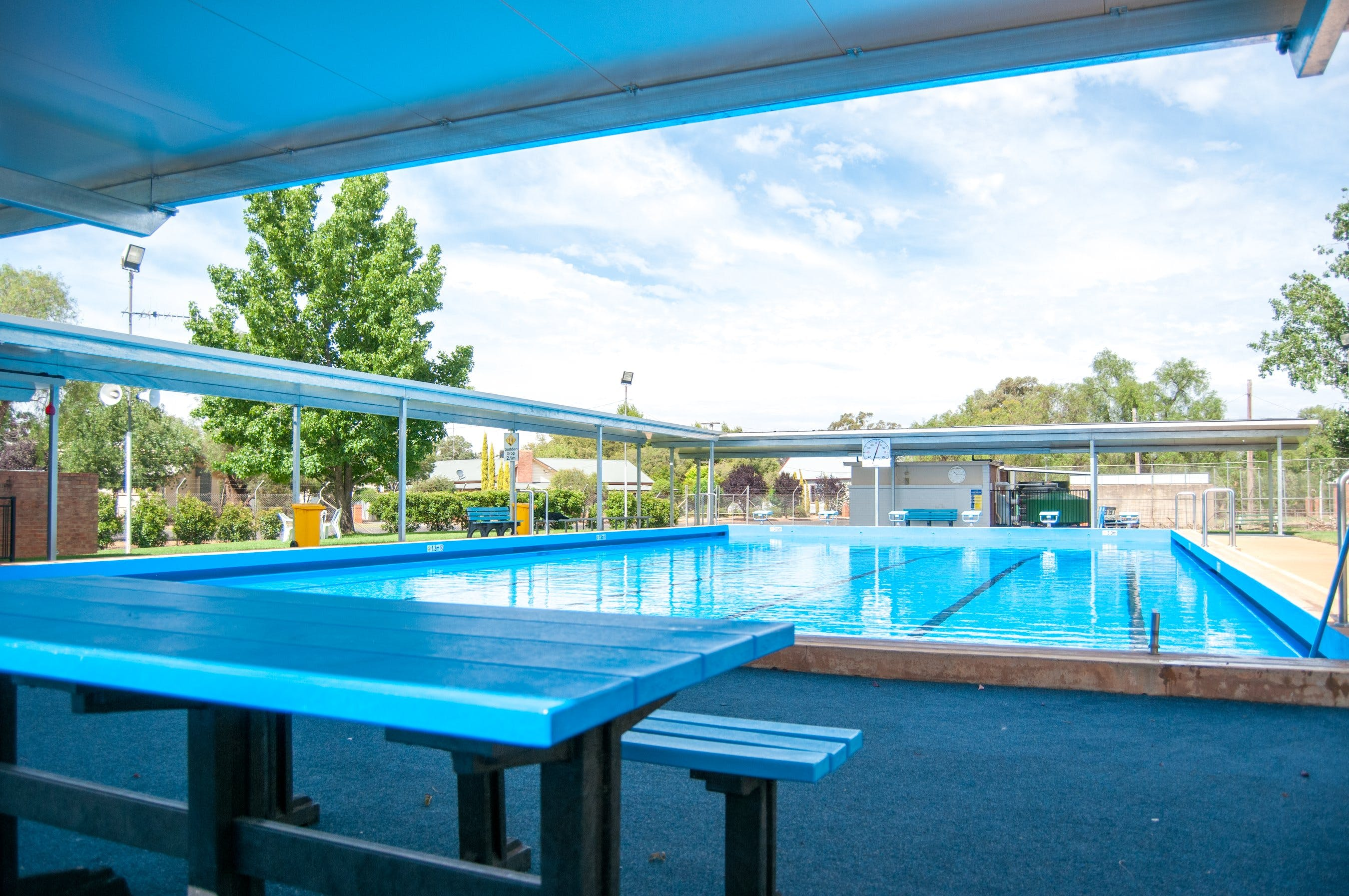 Barellan Swimming Pool - Tourism Brisbane