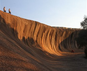 Wave Rock - Tourism Brisbane