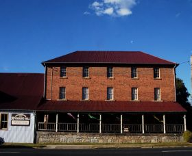 McCrossin's Mill Museum - Tourism Brisbane