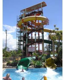 Ballina Olympic Pool and Waterslide - Tourism Brisbane