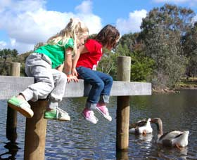 Vasse River and Rotary Park - Tourism Brisbane