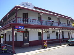 Lord Exmouth Hotel - Tourism Brisbane