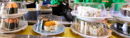 Sushi Train Indooroopilly Junction - Tourism Brisbane
