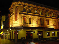 Mountbatten Hotel - Tourism Brisbane