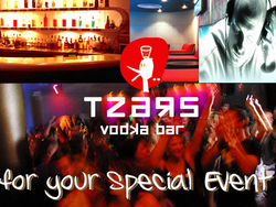 Tzars Vodka Bar - Tourism Brisbane