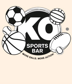The KO Sports Bar - Tourism Brisbane