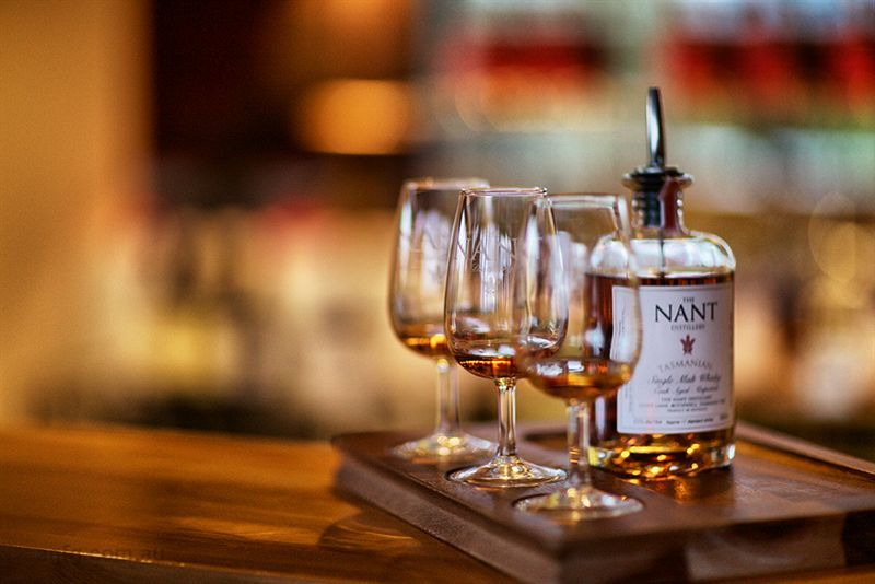 Nant Whisky Bar Salamanca - Tourism Brisbane