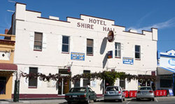 Shire Hall Hotel - Tourism Brisbane