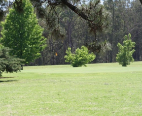 Inverell Golf Club - Tourism Brisbane