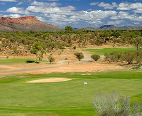 Alice Springs Golf Club - Tourism Brisbane