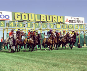 Goulburn and District Racing Club - Tourism Brisbane
