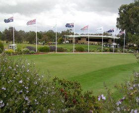 Tocumwal Golf Club - Tourism Brisbane
