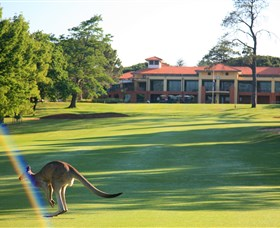 Royal Canberra Golf Club - Tourism Brisbane
