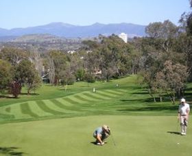 Fairbairn Golf Club - Tourism Brisbane