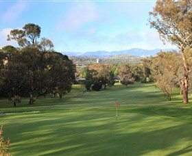 Federal Golf Club - Tourism Brisbane