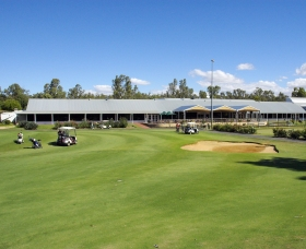 Yarrawonga Mulwala Golf Club Resort - Tourism Brisbane