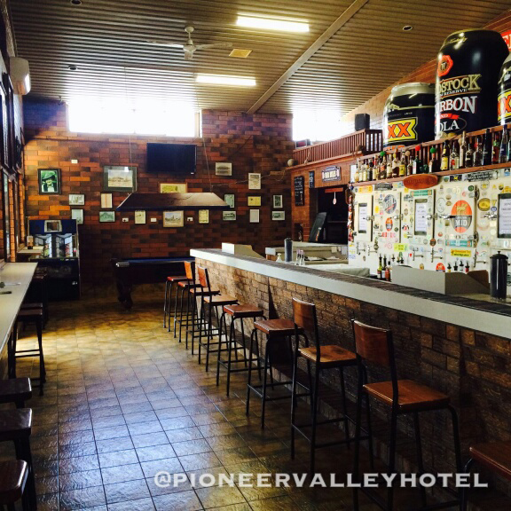 Pioneer Valley Hotel - Tourism Brisbane
