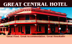 Great Central Hotel - Tourism Brisbane