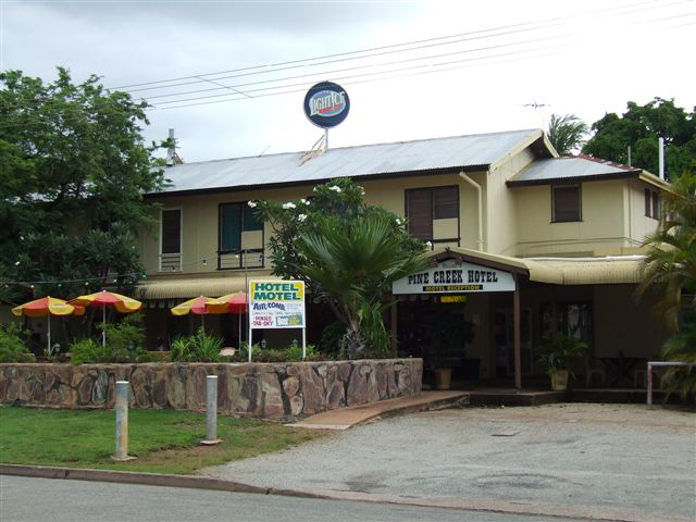 Pine Creek Hotel/Motel - Tourism Brisbane