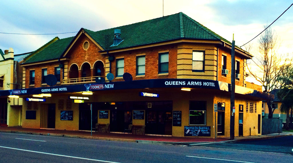 Queens Arms Hotel - Tourism Brisbane