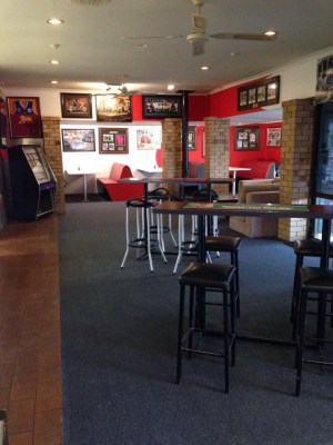 The Back Page Sports Bar  Grill - Tourism Brisbane