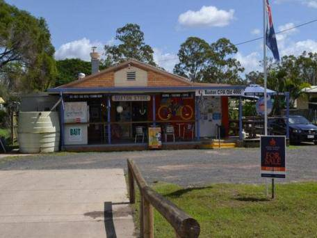 Buxton General Store - Tourism Brisbane