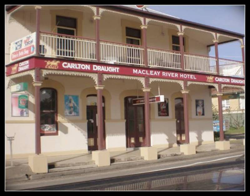 Macleay River Hotel - Tourism Brisbane