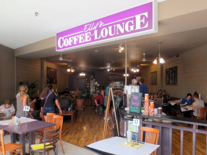 Ellys Coffee Lounge - Tourism Brisbane