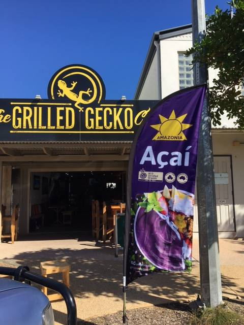The Grilled Gecko Cafe - Tourism Brisbane