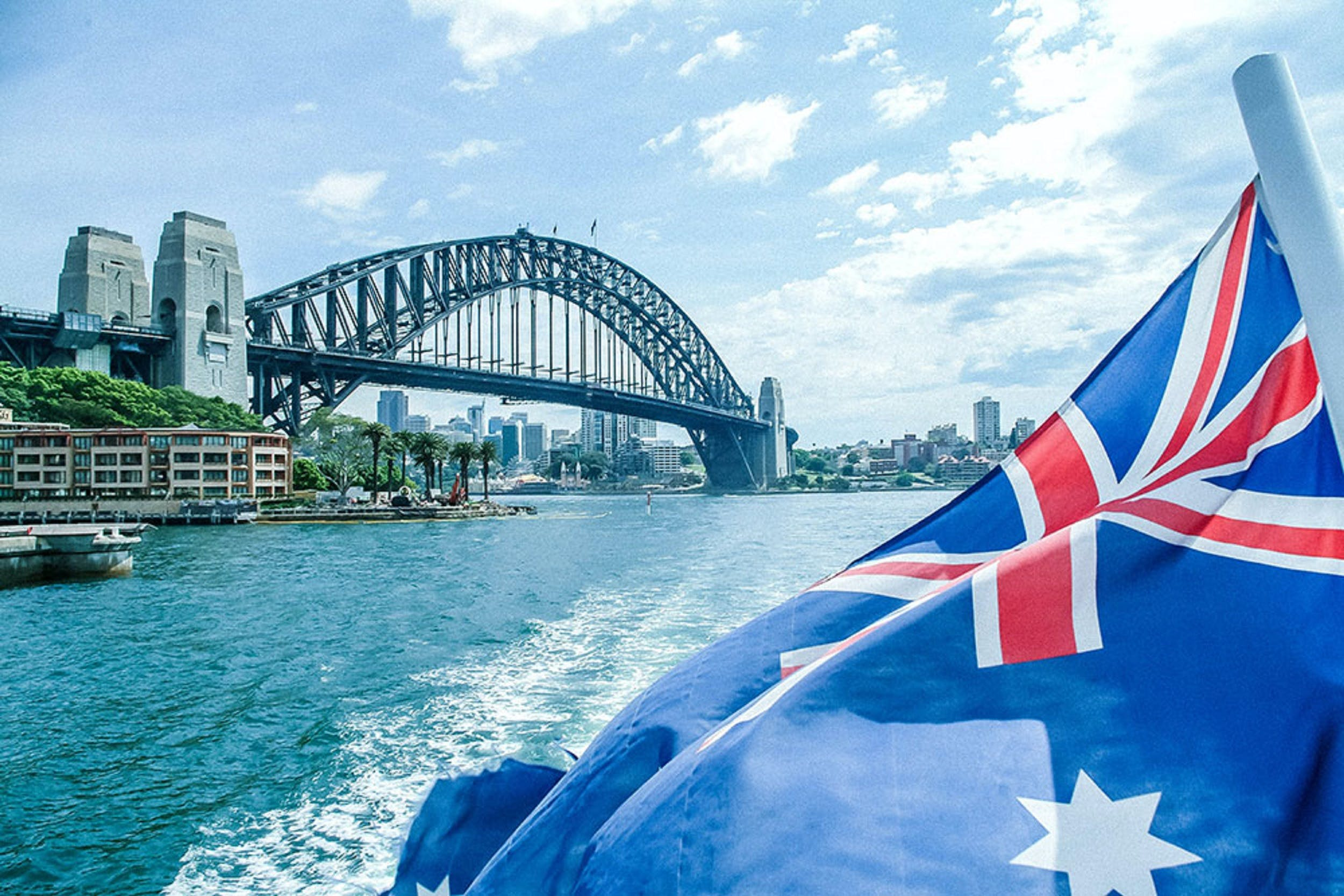 Australia Day Lunch and Dinner Cruises On Sydney Harbour with Sydney Showboats - Tourism Brisbane