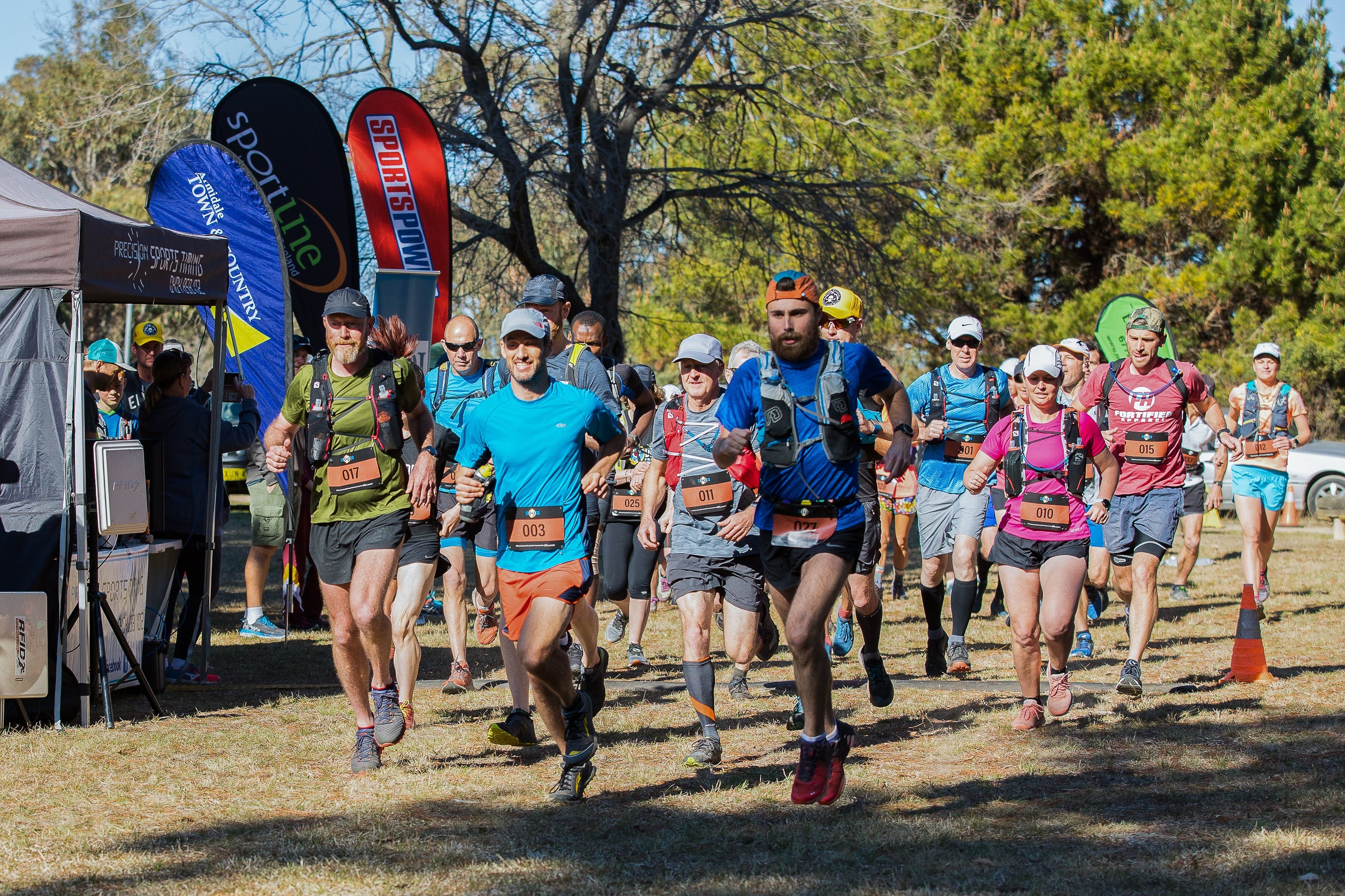 Duval Dam Buster Trail Run - Tourism Brisbane
