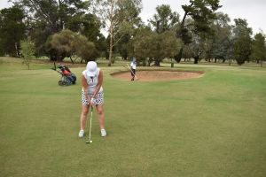 Nine and Dine Golf and Buffet Dinner with Seafood - Tourism Brisbane