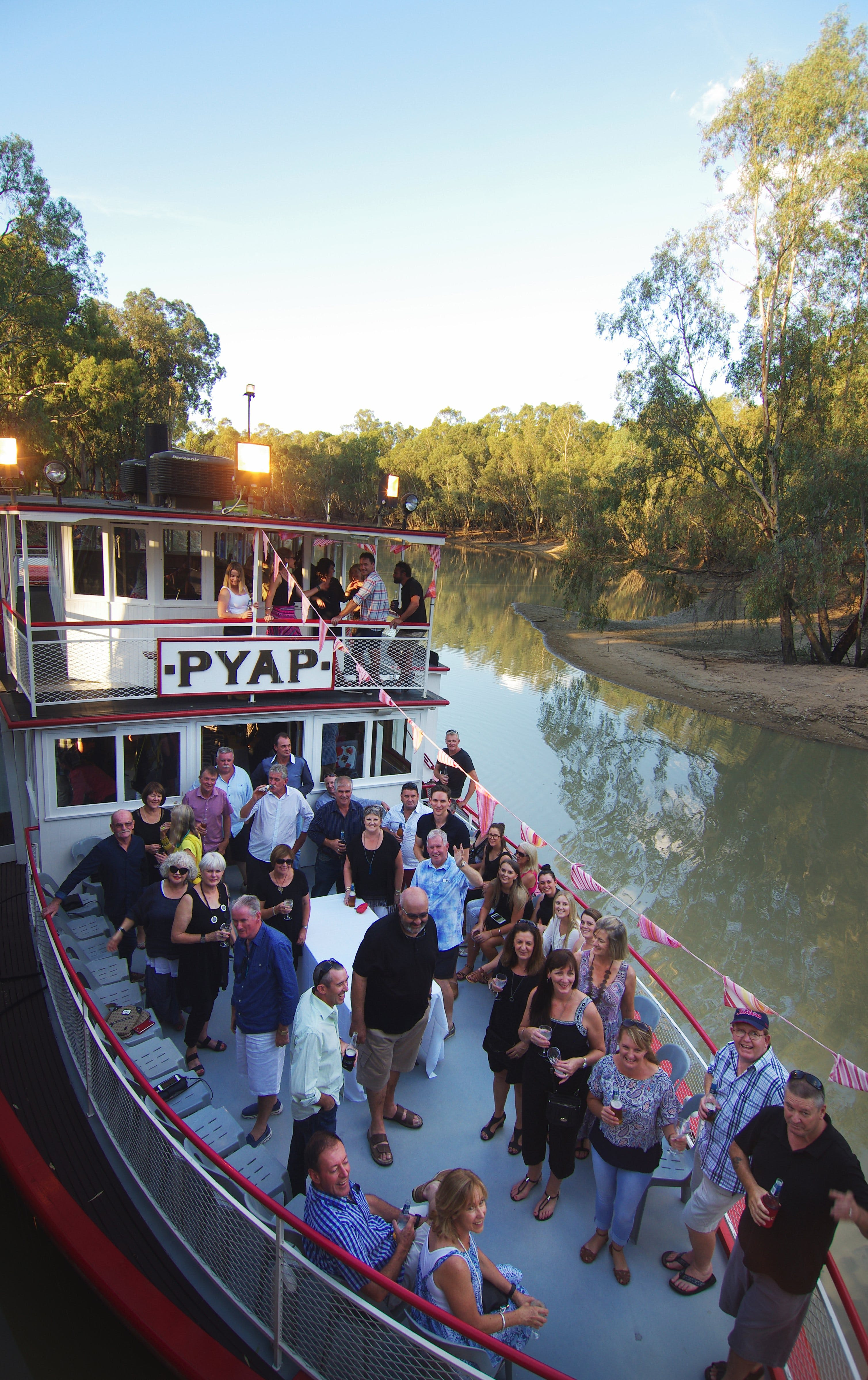 Swan Hill Region Food and Wine Festival Cruise - Tourism Brisbane