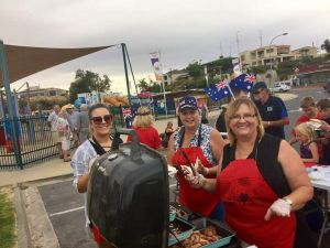 Australia Day BBQ Breakfast  Moonta Bay - Tourism Brisbane