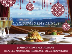 Christmas Day Lunch Hotel Mountain Heritage - Tourism Brisbane